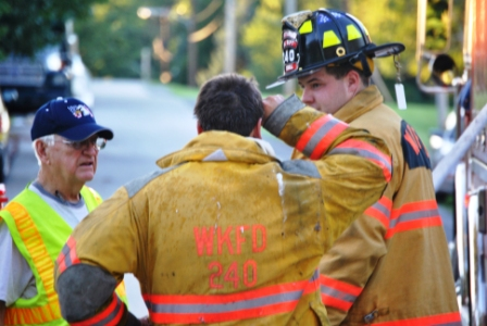 West Kittanning Firefighters