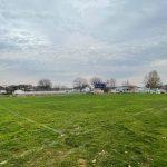 Photo by Bill Blose - WKB football Field